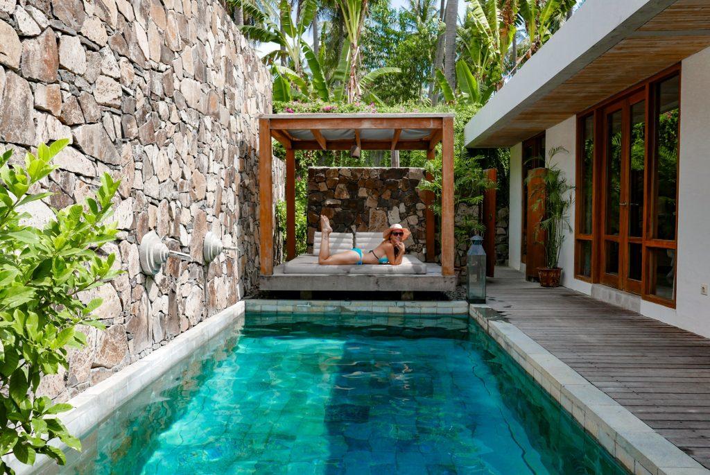 Hotel Review Jeeva Santai Villas Lombok Indonesia Travel With Anda